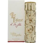 Lolita lempicka elle l'aime a la folie eau de parfum 80ml spray