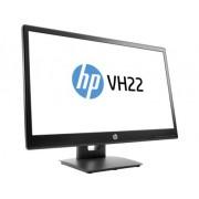 """21.5"""" HP VH22 (X0N05AA), 16:9, 1920x1080, 1000:1, 250cd/m2, 5ms, Pivot, VGA/DVI/DP"""