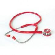 KAWE - Children-Prestige Stethoscope stainless steel : Red (Fonendoskop detský- Červený)