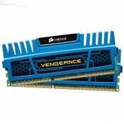 Memorie Corsair Vengeance Blue 8GB DDR3 1600Mhz Dual Channel