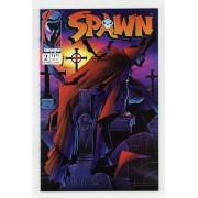 Spawn comic books issue 2