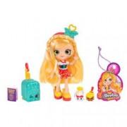 Set cu papusa si accesorii Shopkins Shoppies -Spaghettti Sue