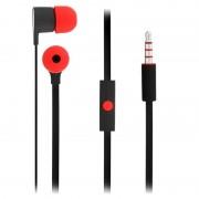 Auriculares Estéreo HTC RC E295 - Preto / Vermelho