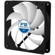 Ventilator Arctic F12 PWM REV. 2 PWM, 120 mm, 600 rpm, 1350 rpm, 74 CFM