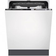 Zanussi ZDT36001FA Built In Fully Integrated Dishwasher - White