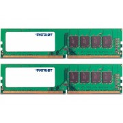 Модуль памяти Patriot Memory Signature DDR4 DIMM 2400MHz PC4-19200 CL16 - 16Gb KIT (2x8Gb) PSD416G2400K