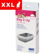 savic Sacchetti igienici Savic Bag it Up Litter - Jumbo - 3 x 6 pz