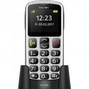 beafon SL250 Senior mobilni telefon Stanica za punjenje, SOS ključ Srebrno-crna