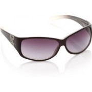 Animal Rectangular Sunglasses(Violet)
