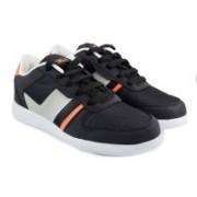 Density Ben Running Shoes For Men(Black, Orange)