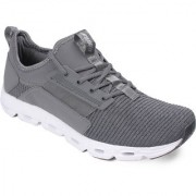 Furo R1101 Grey Jump Sports Shoes for Men