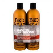 Tigi Bed Head Colour Goddess sada šampon 750 ml + kondicionér 750 ml pro ženy