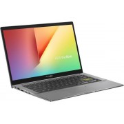 "ASUS VivoBook S14 S433FA-EB212T Notebook Zwart, Grijs 35,6 cm (14"") 1920 x 1080 Pixels Intel® 10de generatie Core™ i5 8 GB DDR4-SDRAM 256 GB SSD Wi-Fi 6 (802.11ax) Windows 10 Home"