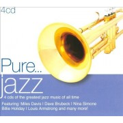 Miles Davis,Dave Brubeck,Nina Simone,Billie Holiday etc - Pure...jazz (4CD)