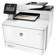 Multifunctional HP LaserJet Pro MFP M477fdn, A4, Fax, 27 ppm, Duplex, ADF, Retea