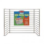 Melissa & Doug Puzzle Storage Case Single Wire