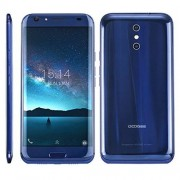 DOOGEE bl50004GB + batería de 64gb 5050mAh 14cm 8Side 3d curvas 7.0mtk6750t Octa Core Android de hasta 1,5GHz WCDMA y GSM & FDD-LTE, Azul