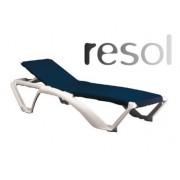 Pihenő és napozóágy közfürdőbe MARINA RESOL01425