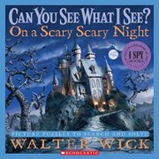 On a Scary Scary Night: Picture Puzzles to Search and Solve, Hardcover/Walter Wick