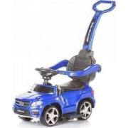 Masinuta de impins Chipolino Mercedes Benz GL63 AMG blue