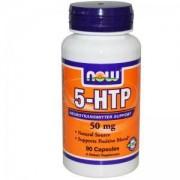 Аминокиселина 5-HTP 50 мг. - 90 капсули - NOW FOODS, NF0099