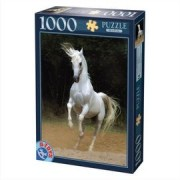 DToys Puzzle 1000 Horses 01 (07/65988-01)