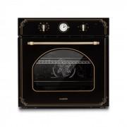 Klarstein Victoria Four encastrable 70L 50-250°C - Classe A- Look rétro noir