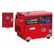 AGT 6851 DSEA Generator monofazat cu automatizare AT 408 , putere max 5 kVA