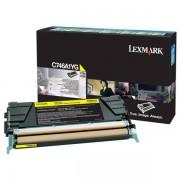 Lexmark Originale C 746 DTN Toner (C746A1YG) giallo, 7,000 pagine, 2.26 cent per pagina - sostituito Toner C746A1YG per C 746DTN