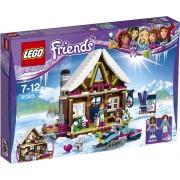 Wintersport chalet Lego