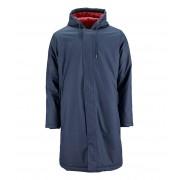 Rains Winterjassen Padded Coat Blauw