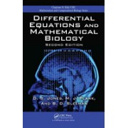 Differential Equations and Mathematical Biology (Plank Michael)(Cartonat) (9781420083576)