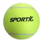 Merkloos Mega tennisbal XXL