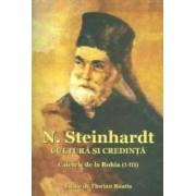Cultura si credinta - N. Steinhardt