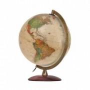Glob Pamantesc Iluminat Antiquus Cartografie Politica Diametru 30cm