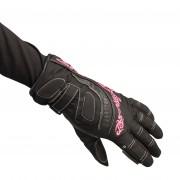 Richa Handschuhe Richa Elegance Schwarz-Rosa
