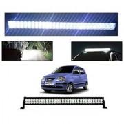 Trigcars Hyundai Santro Xing ERLX Bar Light Fog Light 22Inch 120 Watt