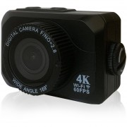 VIDEO CAMARA T5 VAK HERO 4K 60FPS GPS TOUCH STREAMING Wifi CONTRA AGUA