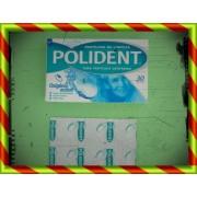 POLIDENT 30 TABLETAS 375733 POLIDENT - LIMPIEZA PROTESIS DENTAL (30 TAB )
