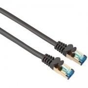Мрежов кабел HAMA PIMF, CAT 6. RJ-45, 5 м, 5 Star, 1000 Mbps, сив, HAMA-45054
