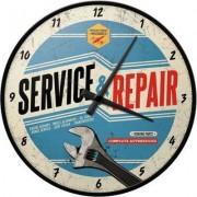 geschenkidee.ch Service & Repair Wanduhr