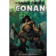 Savage Sword of Conan: The Original Marvel Years Omnibus Vol. 2, Hardcover/Roy Thomas