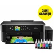 Imprimanta Cerneala Epson L810 Ciss