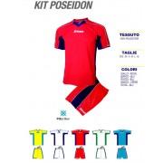 Zeus - Completo Calcio Kit Poseidon