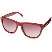 Hawkers Gafas de sol, Unisex Adultos, color Rojo, 5 mm