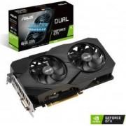 Placa video ASUS DUAL GeForce GTX 1660 EVO 6GB GDDR5 192-bit