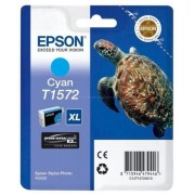 Epson T1572 Patron Cyan 26ml (Eredeti) Stylus Photo R3000