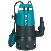Потопяема помпа за мръсна вода MAKITA PF0410, 400 W, 5м, 140 л/мин, 1