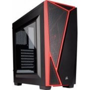 Carcasa Corsair Carbide SPEC-04 Black-Red Fara sursa