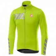 Castelli - Raddoppia 2 Jacket - Veste de vélo taille XL, vert